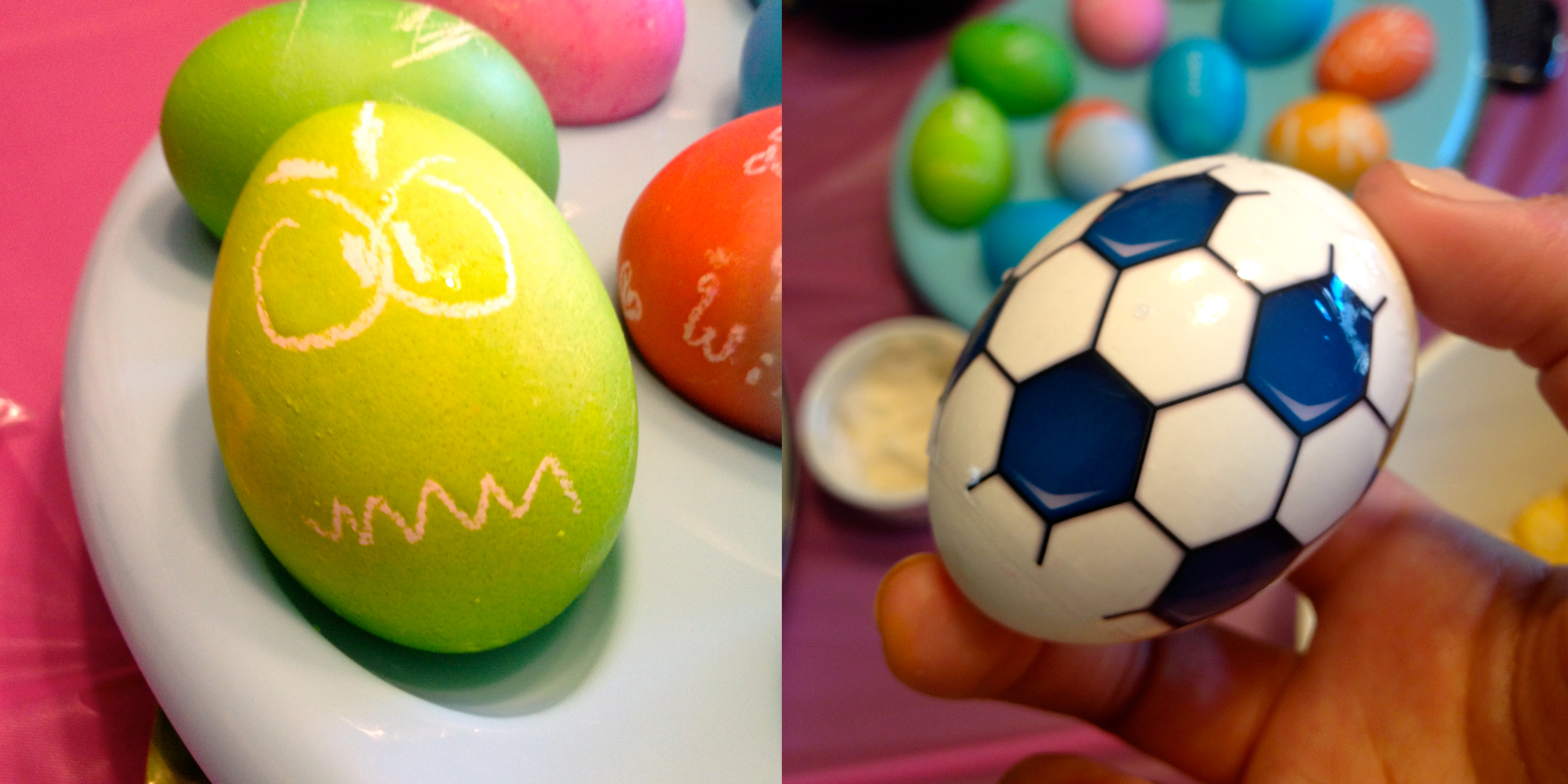 Why paint eggs