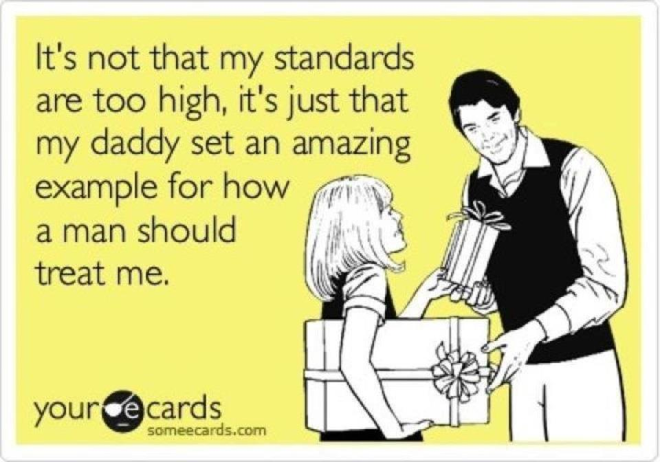 Funny Happy Birthday Dad Ecard