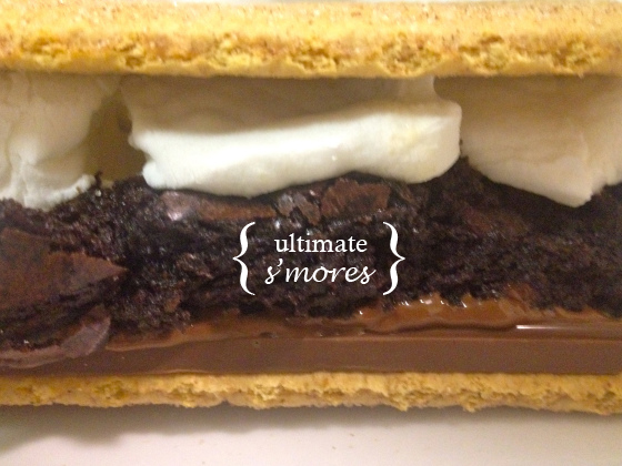 Ultimate Smores