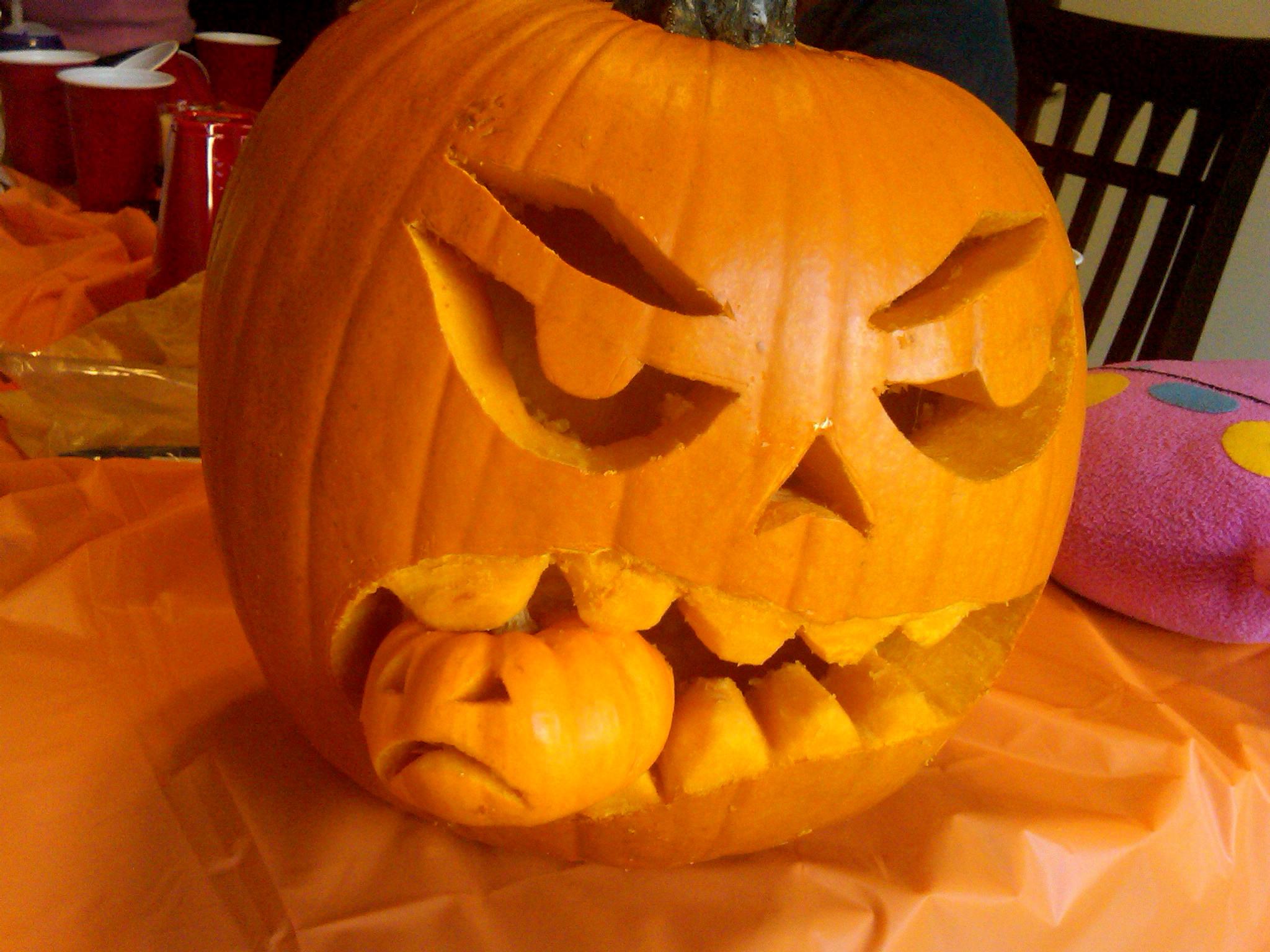 Scary Pumpkin Carving Patterns New Inspiration Ideas